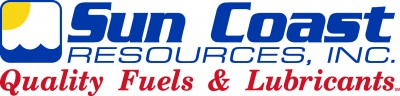 Sun Coast Resources fuel and lubricants logo.