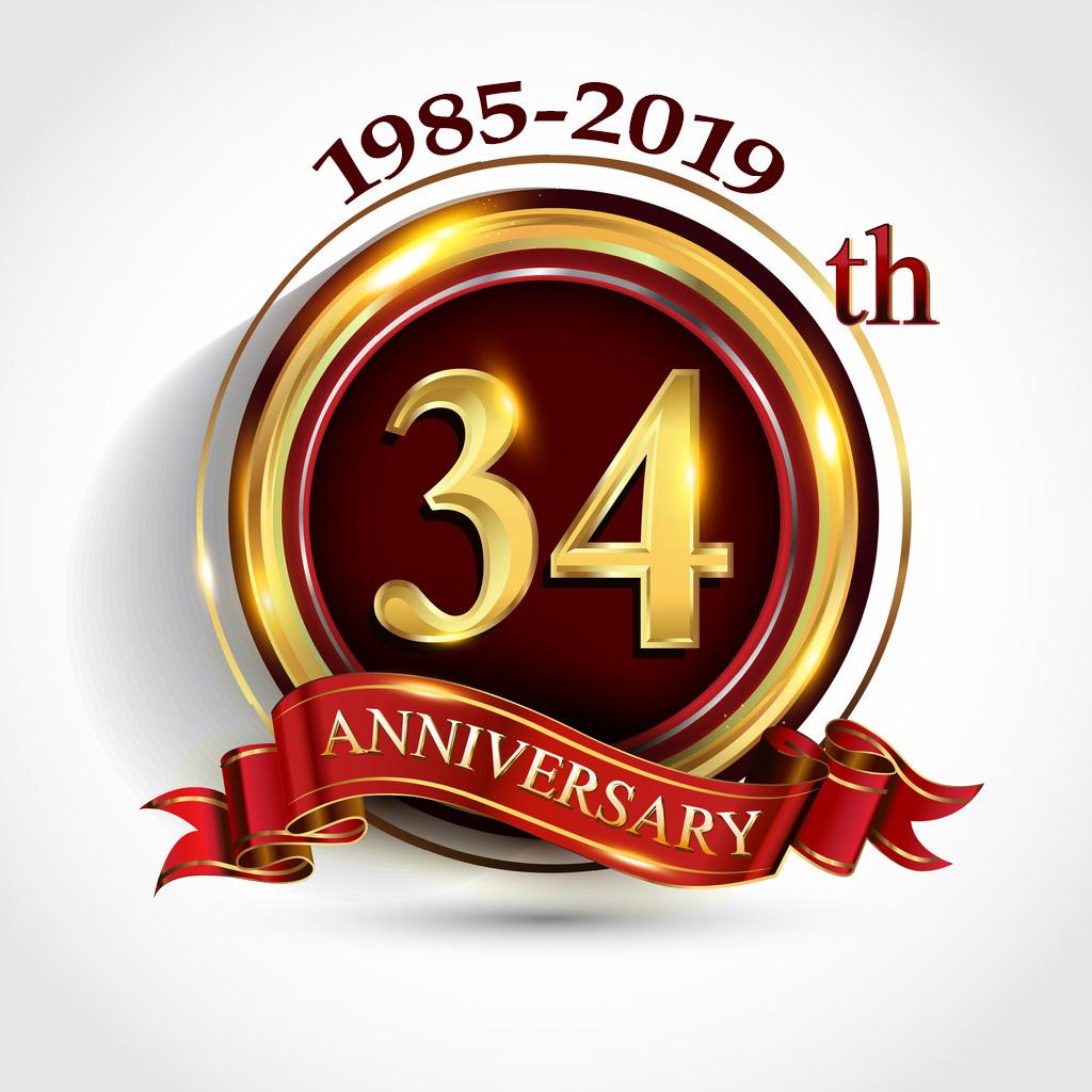 Sun Coast Resources celebrates its 34th anniversary.
